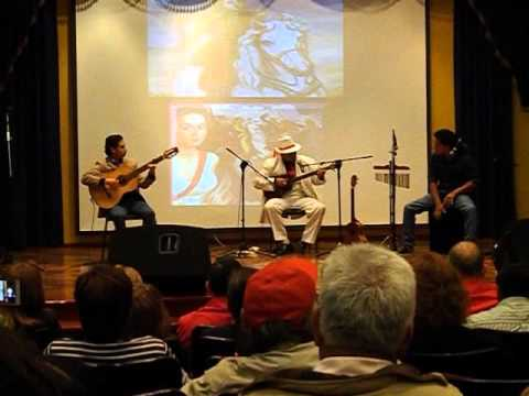 La Flor de la Canela Recital de Eloy Miranda en Lima