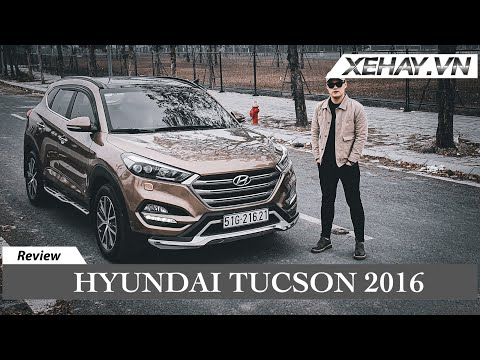 |XE CŨ| Hyundai Tucson 2016 - qua sử dụng 5 năm |XEHAY.VN|