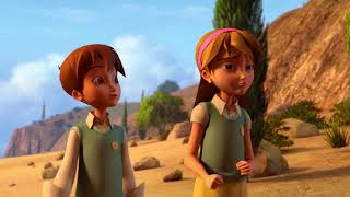 Superbook Season 4 Trailer: This August 26 on ABS-CBN!