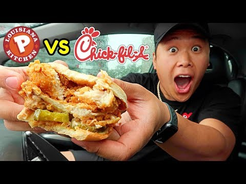 Popeyes Chicken Vs. Chick-fil-A Whose Fried Chicken Sandwich Is The Best?