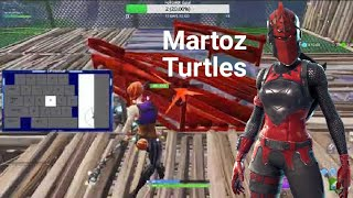 4v1 Martoz Turtle Wars w/map code (Fortnite Creative)