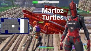 4v1 Martoz Turtle Wars w/map code (Fortnite Creative)