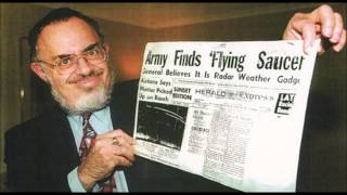 Stanton Friedman Talks Roswell And The Majestic 12