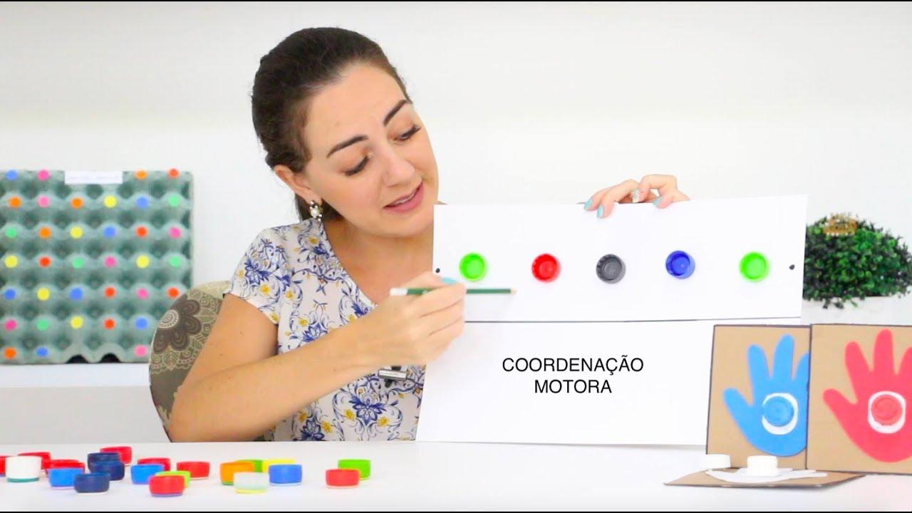 Coordenacao Motora 3 Incriveis Exercicios Praticos Youtube