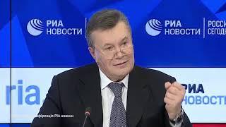 Янукович рассказал кого готов поддержать на украинских выборах