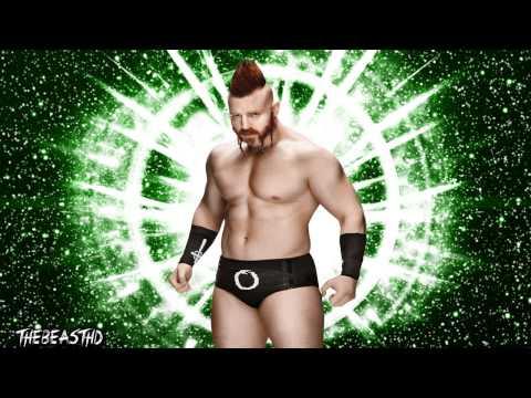WWE Sheamus 5th & NEW Theme Song ''Hellfire'' 2015