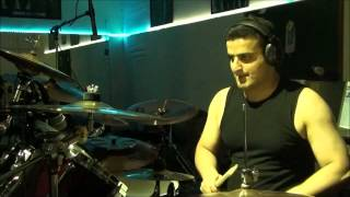 INSANE Drum cover GO GOA GONE Slowly Slowly - By Raghav
