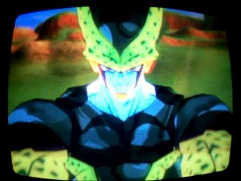Omega Shenron Vs Kid Buu DBZ BT3 Cell & ...