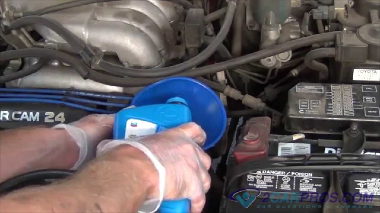 Oil Change Filter Replacement Toyota 4 Runner 1995 2002 Youtube 2000 4runner Wiring Diagram