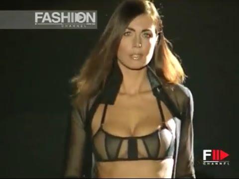В la perla знают, как обращаться с женским телом. Именно поэтому героиня фильма «роковая женщина» актриса ребекка ромин-стамос носит белье.