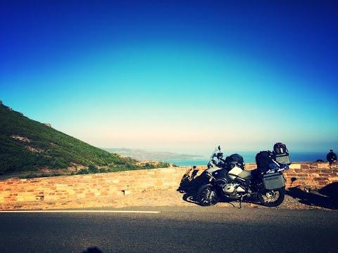Italia Corsica tour 2016   BMW,APRILIA,KAWASAKI