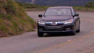 CNET On Cars - 2014 Accord Plug-In: Banishing Honda