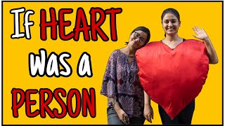 If Heart Was A Person // Captain Nick
