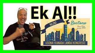 Baldaŭ Bostono – Landa Kongreso por Usono/Kanado [en Esperanto]