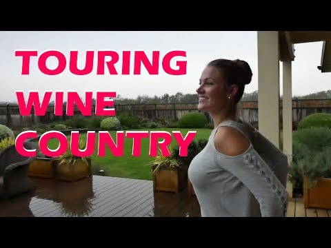 Touring Wine Country and Sail Repair - Sailing Doodles Episode 58
