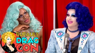 Shea Couleé & Laila McQueen | HOW TO MAKE UP from RuPaul's DragCon 2017 thumbnail