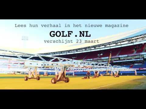 Magazine GOLF.NL -  Grasmeesters