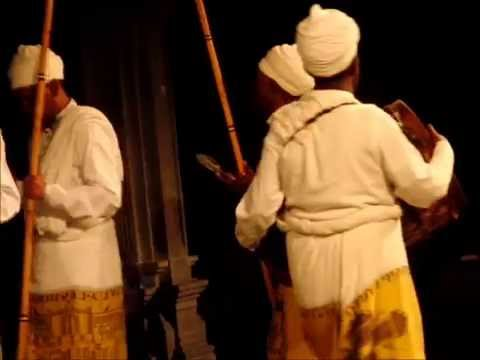 Saint Yared Choir, Debtera from Ethiopia, Live in Cologne, Sacred Music, Liturgy, Part III