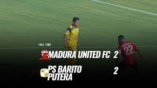 Download lagu Cuplikan Pertandingan Madura United FC vs PS Barito Putera 14 September 2019 MP3