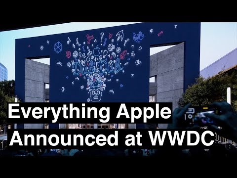 Everything Apple Announced at WWDC 2019 In 9 Minutes!