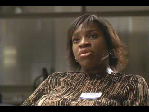 The Wire - Brianna Confronts McNulty About D'Angelo