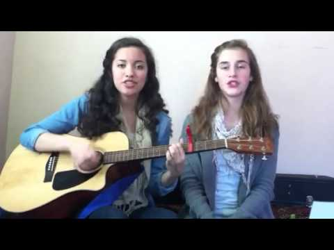 That's What's Up Lennon and Maisy Cover - Charissa and Sarah