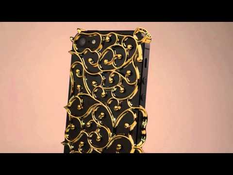 Nouveau Art Case for iPhone 5/5S