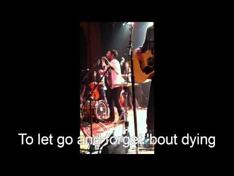 The Avett Brothers - Talk on Indolence (with LYRICS) 07.08.11 BOULDER, CO