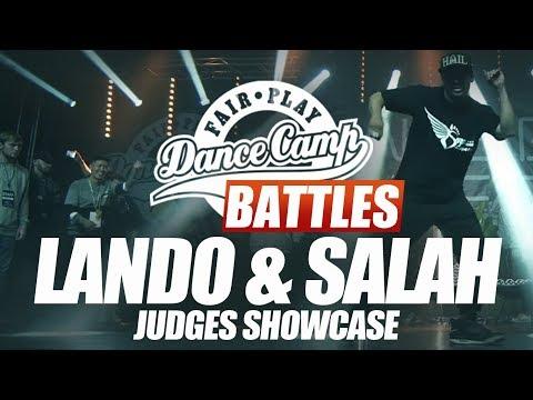 Judges: Lando & Salah  Fair Play Dance Camp + World Beatbox Camp: Dance Battle to the Beatbox 2017