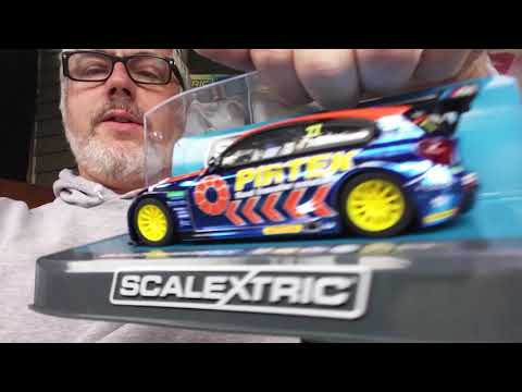 Whats new and out with Scalextric for this Christmas 2018