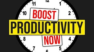 How to Plan Your Day For MAXIMUM PRODUCTIVITY?