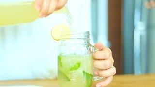 Ev Yapımı Limonata Tarifi | Yemek Tarifleri | Dilara Geridönmez