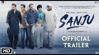 Sanju | Official Trailer | In Cinemas June 28