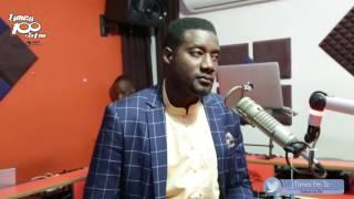 Gabo Zigamba: Sikuwa na Mahusiano na Wema Sepetu, Alikuwa na Mtu Wake Tukiwa Location