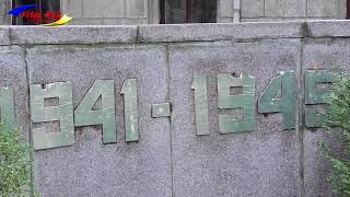Памятник студентам и сотрудникам медицинского института, погибшим в годы Великой Отечественной войны