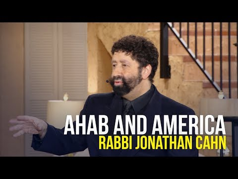 Ahab and America - Rabbi Jonathan Cahn on The Jim Bakker Show