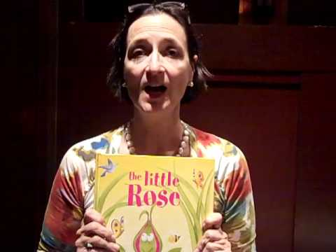 The LIttle Rose by Sheri Fink will help your child...