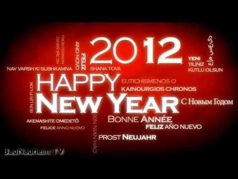 Ein Gesundes Neues Jahr Italienisch