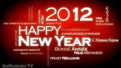 Happy New Year 2012 - Feliz Ano Novo 2012 - Fohes Neues Jahr