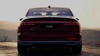 Audi A8 2018 Обзор