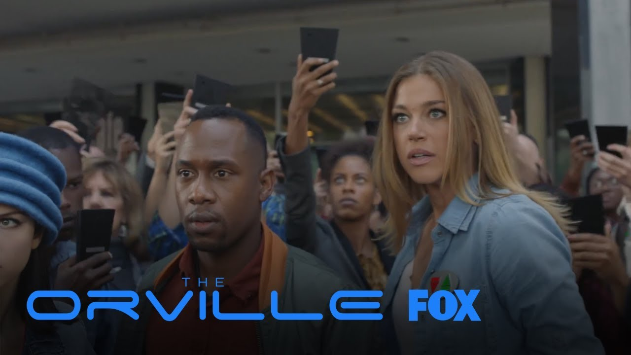 Download John Dry Humps A Statue   Season 1 Ep. 7   THE ORVILLE