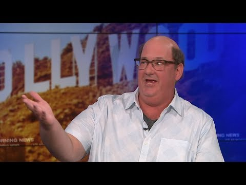 The Office's Brian Baumgartner Talks New Film