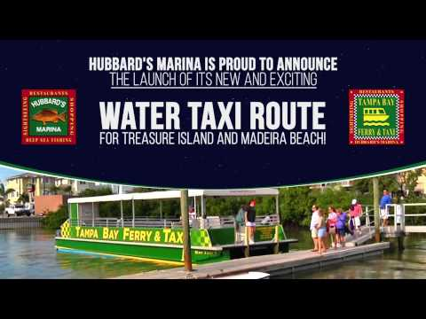Tampa Bay Ferry & Water Taxi | Johns Pass Madiera Beach FL | Http://www.TampaBayFerry.com
