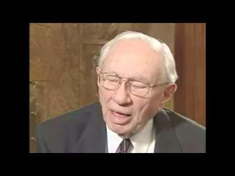 Gordon B. Hinckley on Book of Mormon DNA