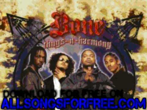 bone thugs n harmony - Foe Tha Love Of Money - The Collectio