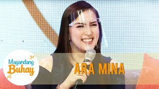 Ara is exclusively dating | Magandang Buhay