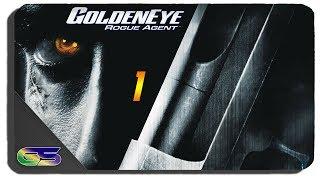 Golden Eye Rogue Agent Gameplay Walkthrough Part 1 Fort Knox