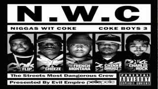 French Montana - 100 Ft. Cheeze & Chinx Drugz (Coke Boys 3)