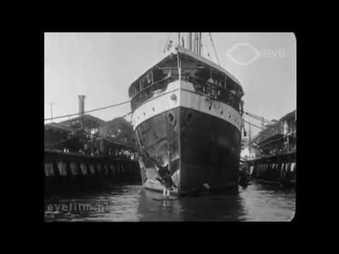 Het havenbedrijf der K.P.M. te Tandjong-Priok