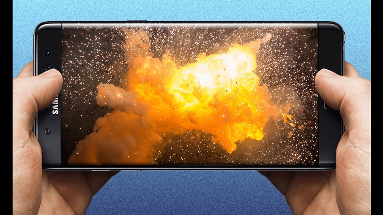 Download Samsung Discontinues Explosive Galaxy Note 7 PERMANENTLY